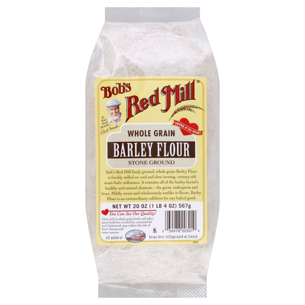 Bob's Red Mill Flour Barley Flour 20.0 OZ (Pack of 12) by Bob's Red Mill (Image #1)