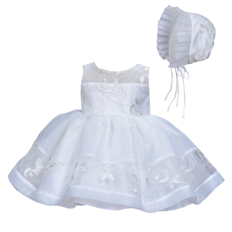 10f3cb20d awesome happy cherry pcs vestidos de fiesta para boda ceremonia bautizo con  sombrero para bebs nias falda tut princesa de encaje gasau with para bebes  nias