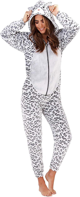 Loungeable Boutique - Pijama de una Pieza - para Mujer