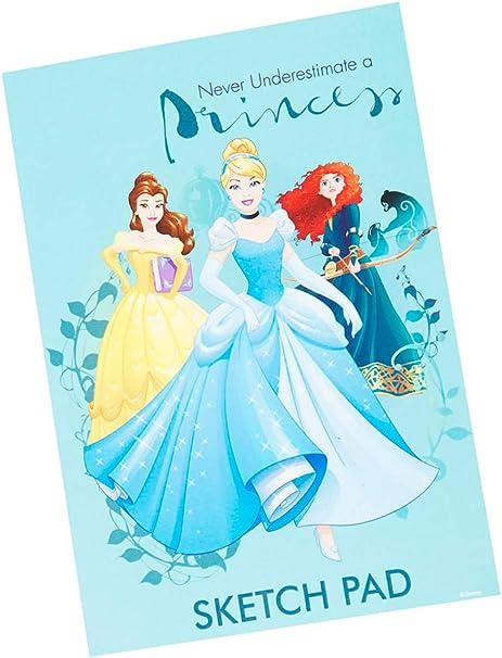 Chad- Princesas Disney Proyector Dibujo 38x25 (DSP13-Y4538 ...