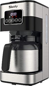 Sboly Drip Premium 8 Cup Coffee Maker