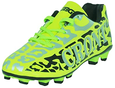 GBG Mens Messi Synthetic Leather Football Studs Shoes  Buy Online at Low  Prices in India - Amazon.in dadf337aa