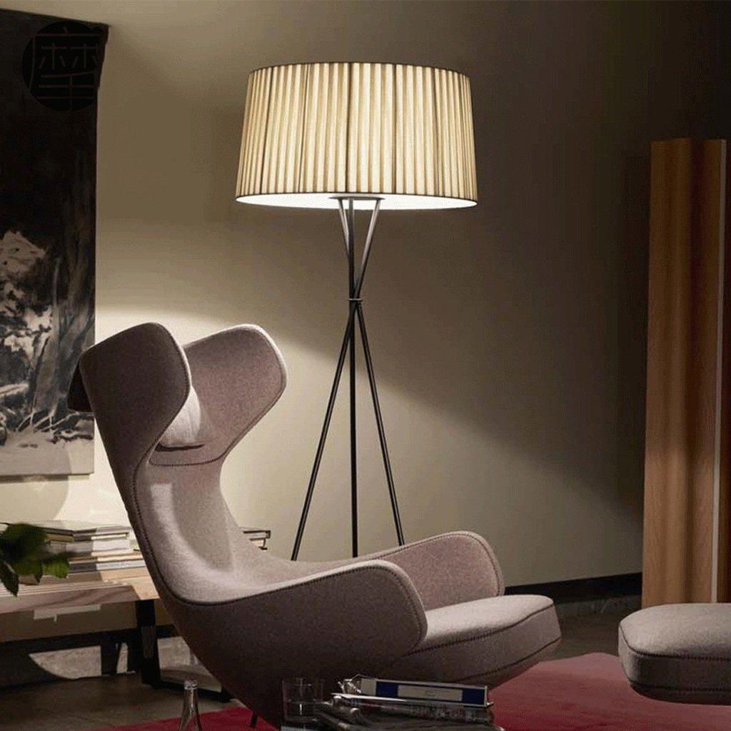 JCRNJSB® シンプルでモダンなアートベッドサイドリビングルームシンプルなフロアランプクリエイティブファブリックの三脚フロアランプ(光源なし) 照らすために調光可能 ( 色 : #2 ) B07C1FYYWG 23533  #2