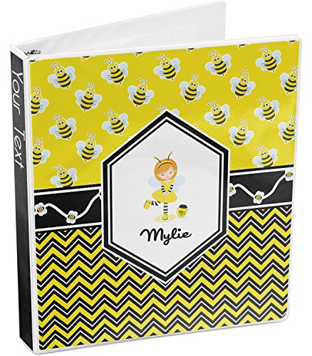 - Buzzing Bee 3-Ring Binder (Personalized)