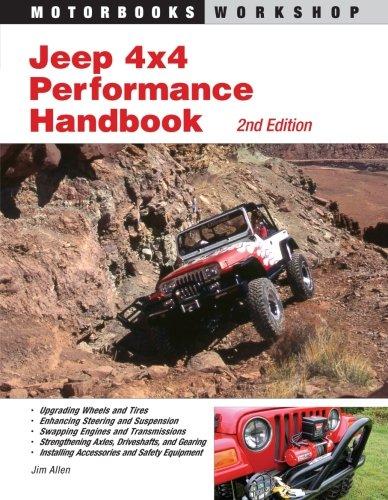 Jeep 4x4 Performance Handbook (Motorbooks Workshop)