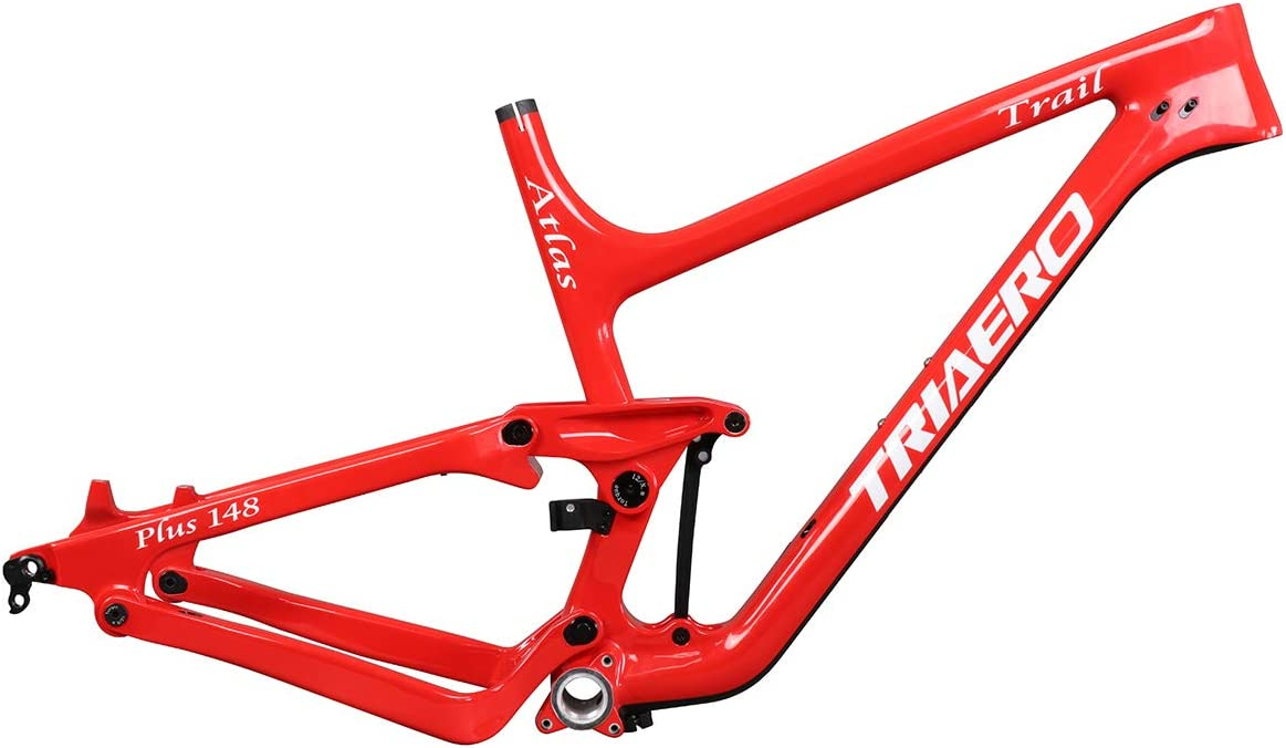 ICANIAN P1 27.5+ 29er Carbon Full Suspension Ultra-Cheap Deals Mountain Bike Limited price Frame