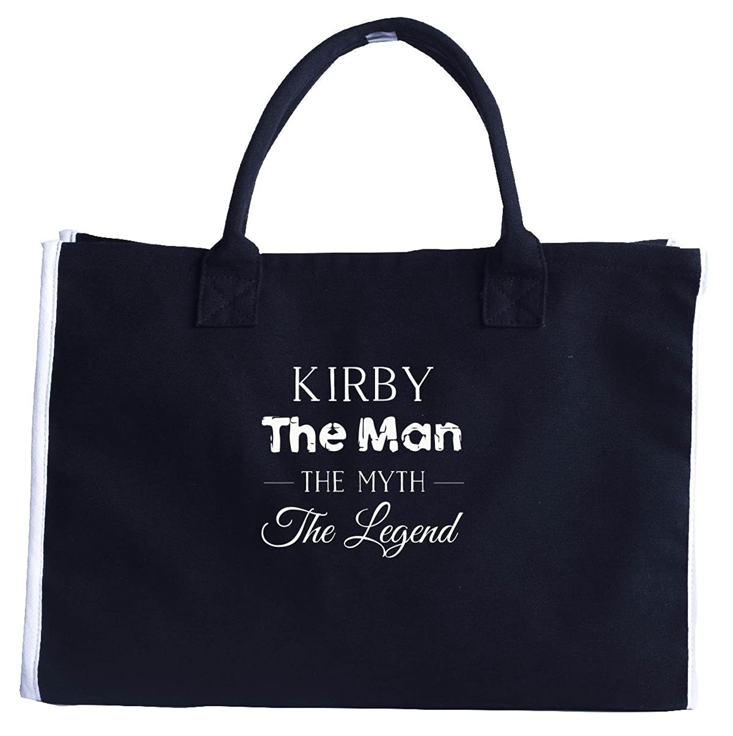 Kirby The Man The Myth The Legend First Name - Tote Bag