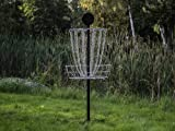 Westside Black Basket Disc Golf Basket