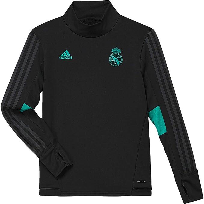 adidas TRG Y Sudadera Real Madrid, Niños: Amazon.es: Deportes y ...