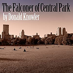 Falconer of Central Park Audiobook