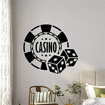 Ponana Casino Tatuajes De Pared Dados Aces Poker Playroom Holdem ...