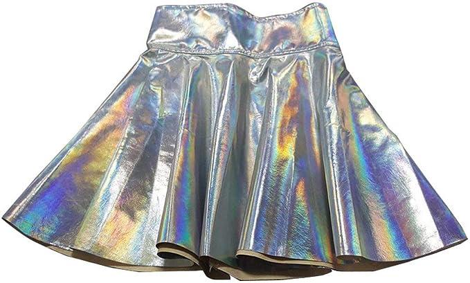 BoBo-88 Falda De Mujer Tie Falda Plisada Dye Estilo Mini Vestido ...