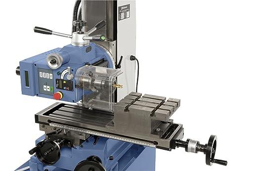 02-1040 Bernardo de perforación - y fresar máquina BF 25 super taladro: Amazon.es: Bricolaje y herramientas