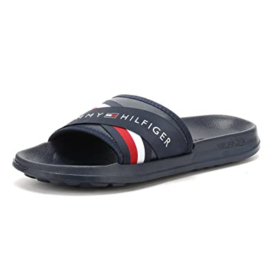 f39244db421ea Tommy Hilfiger Splash Sandals Navy  Amazon.co.uk  Shoes   Bags