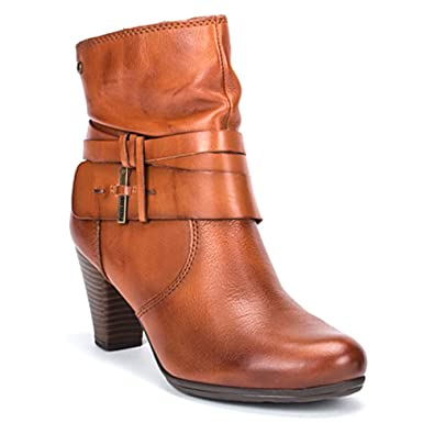 0065b0e302e59 PIKOLINOS Womens Verona 829-9834 Boots, Cognac, 36 M EU / 5.5-