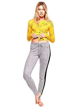 2d53a10ba1b76 Victoria Secret Pink Cozy Legging Small at Amazon Women's Clothing store:
