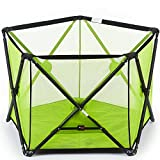 Dream On Me Olivia Ready-To-Go Playard, Green Review