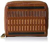 Fossil Emma Rfid Mini Multifunction-brown Multi Wallet