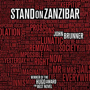 Stand on Zanzibar Audiobook