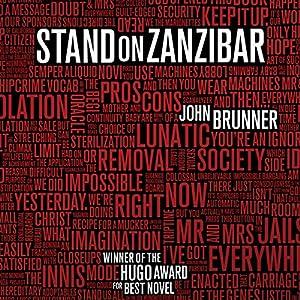 Stand on Zanzibar Hörbuch