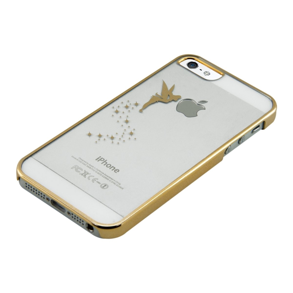custodia trasparente iphone 5s
