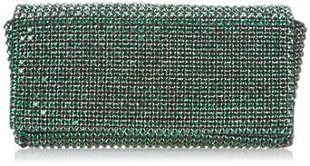 La Regale RL28973 Clutch,EmeraldOne Size
