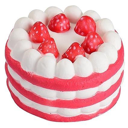 Cake Squishy Slow Rising