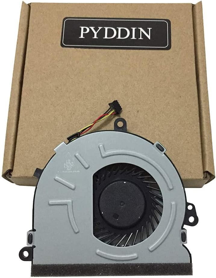 New Laptop CPU Cooling Fan for HP 15-DA 15-DB 15-DR 15-DX 15Q-DX 15T-DS 250 G7 255 G7 256 G7 Series L20474-001 TPN-C129 TPN-C130