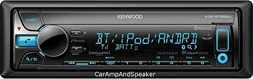 Kenwood KDC-BT562U In-Dash Car Stereo