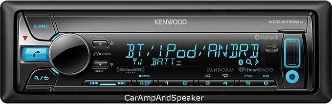 amazon com kenwood kdc bt562u cd single din in dash bluetooth car rh amazon com Kenwood 9703s Wiring-Diagram Dodge Car Stereo Wiring Harness Diagram