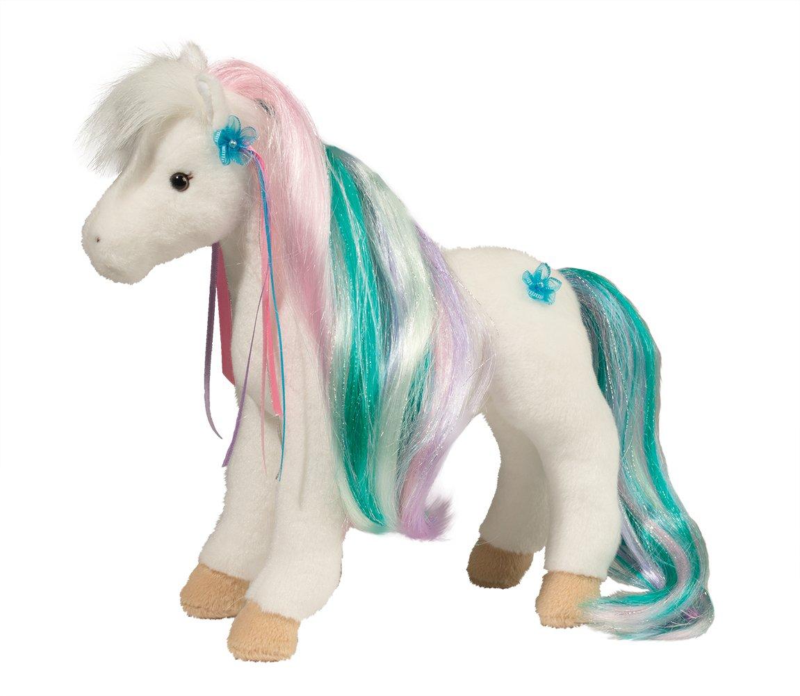 Cuddle Toys 763Rainbow Princess Horse Toy Douglas Co. US