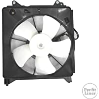 SCITOO Fan Clutch Electric Cooling Fan Parts Compatible with 2004-2012 Chevrolet Colorado