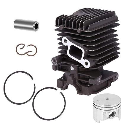 Amazon com: Cirocco 37MM Cylinder Piston Kit Assembly | OEM