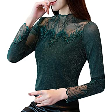 4ebce4cd92f Ladies Sexy Loose Off Shoulder Sequin Glitter Blouses Vintage Party ...
