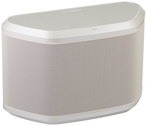 Price comparison product image Yamaha WX-030WH MusicCast Wireless Speaker with Wi-Fi and Bluetooth (White)