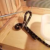 Yardwe Stainless Steel Extensible Snake Hook