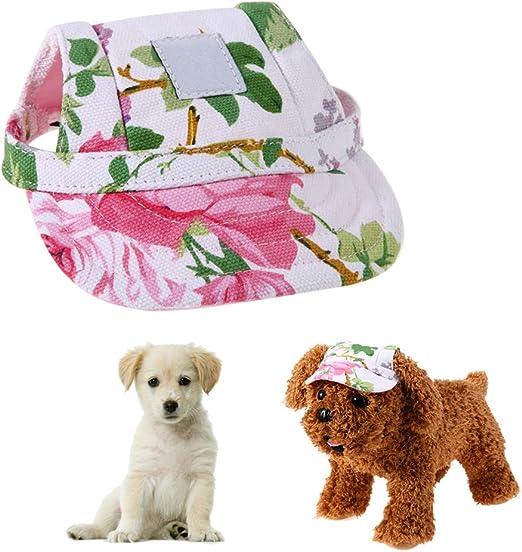 Moda Gorra para mascotas Sombrero deportivo para perros Gorra de ...