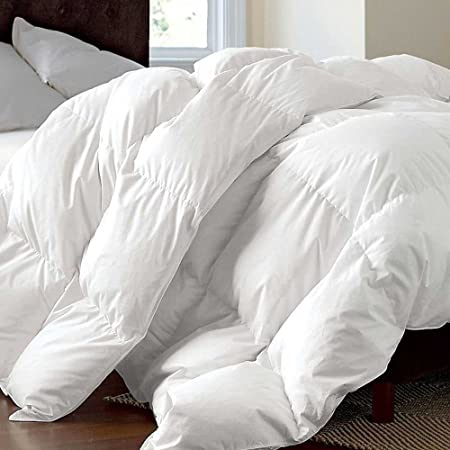 25a6a34117f1 Highliving ®Luxury Hotel Quality Duck Feather & Down Duvet Quilt 13.5 Tog  (King): Amazon.co.uk: Kitchen & Home