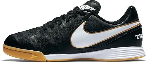 Nike Junior Tiempox Legend Vi IC Botas de Futbol 819190 Trainers (UK 4 US 4.5