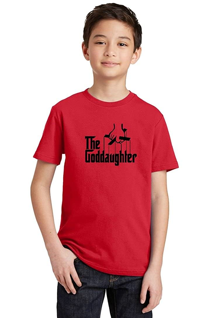 Promotion & Beyond P&B The Goddaughter Funny Youth T-shirt