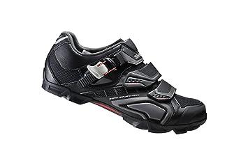 Zapatillas Shimano SH-M162L negro para hombre Talla 44 2014 Zapatillas MTB: Amazon.es: Deportes y aire libre