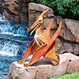 Design Toscano Scaled Jurassic Pterodactyl Dinosaur Statue
