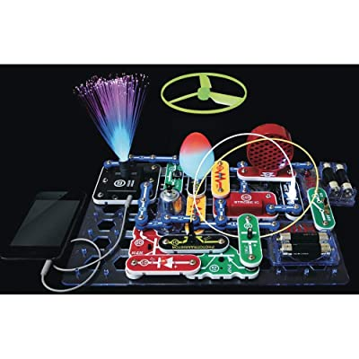Elenco Electronics Snap Circuits Light Set : Office Products