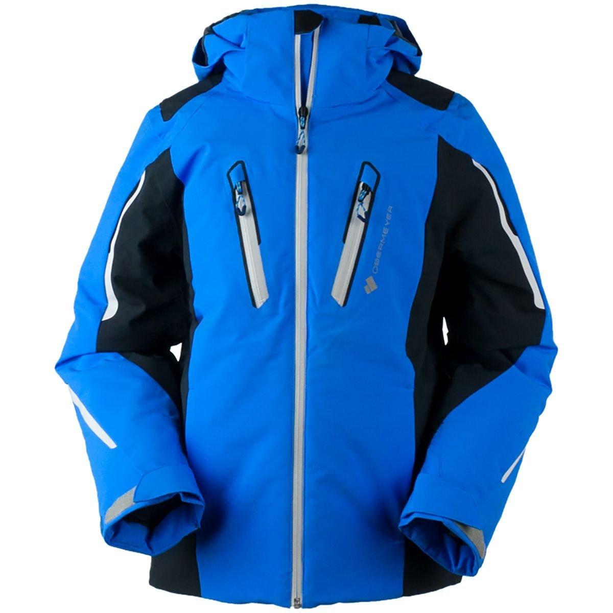 Obermeyer Kids Boy's Mach 8 Jacket (Little Kids/Big Kids) Stellar Blue X-Large by Obermeyer Kids