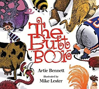 book cover of The Butt Book