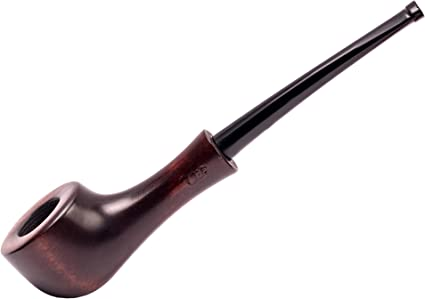 """USA B10 Quickdraw Wooden Hand Made Tobacco Pocket Pipe 3.5/"""""""