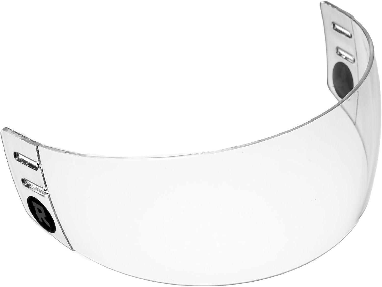 Ronin (TM) R3 Straight-Cut Hockey Visor (Anti-Scratch/Anti-Fog) : Hockey Masks And Shields : Sports & Outdoors