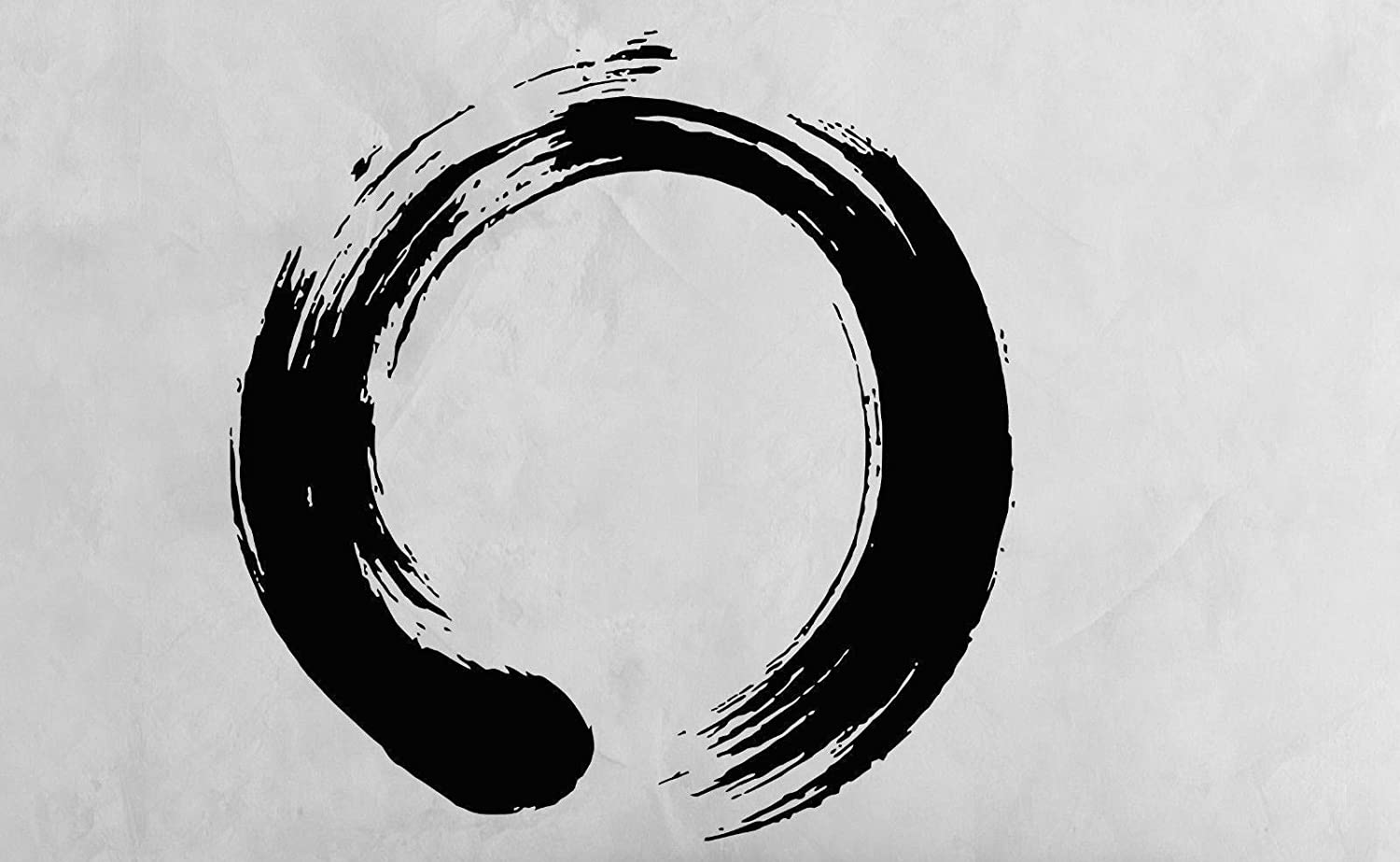 Amazon Com Circle Enso Zen Buddhism Calligraphy Japan Tattoos Tattooing Temporary Tattoos Cute Face Stickers One Sheet Of A4 Paper Toys Games