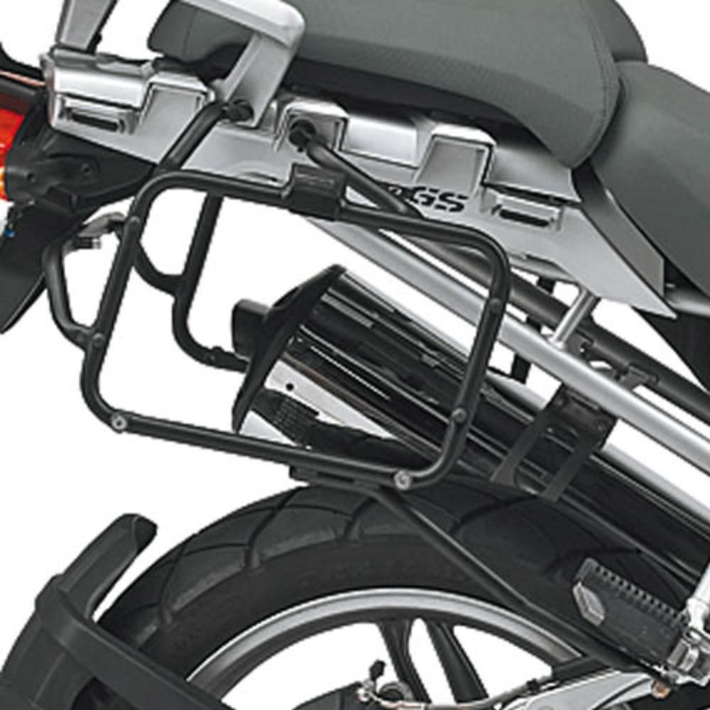 Side Case-Rack (Holder) steel pipe black BMW R 1200 GS Bj. 04- Givi PL684