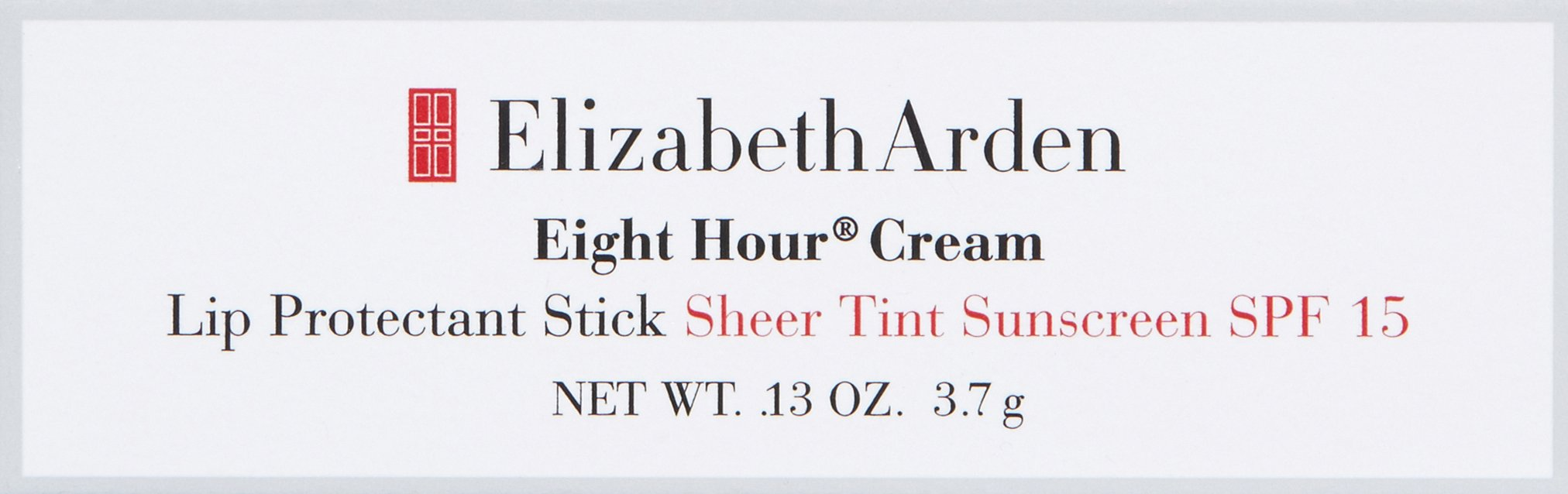 Elizabeth Arden Eight Hour Cream Lip Protectant Stick SPF 15, Honey, 3.7g by Elizabeth Arden (Image #4)